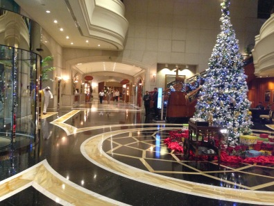 Quality Dinner At Cucina Restaurant Jw Marriott Hotel Dubai Naina