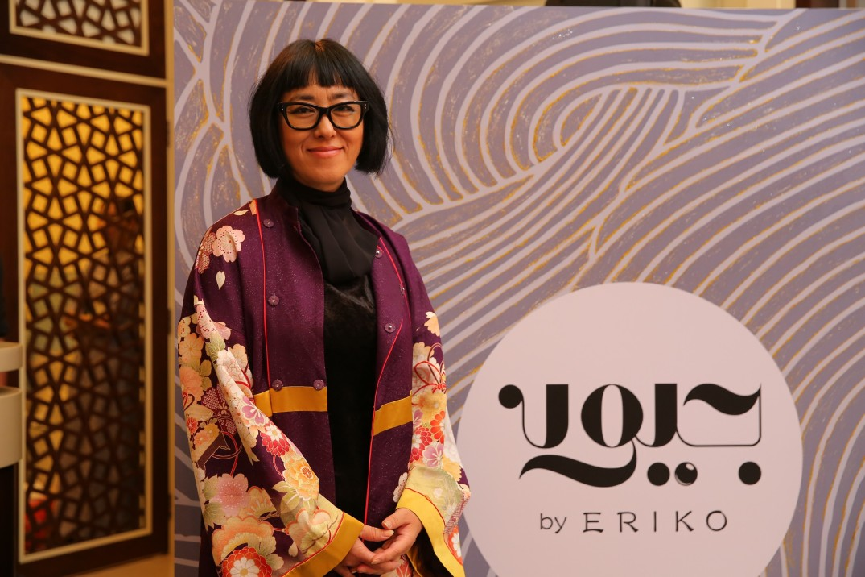 eriko%2c-the-japanese-designer-at-the-launch-of-jeywn-by-eriko-at-dubai-mall-1-1