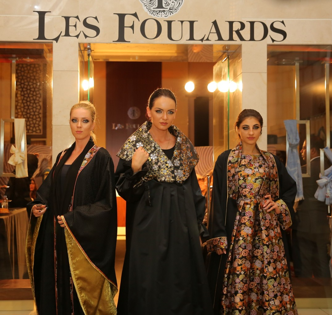 models-displaying-various-styles-of-kimono-abayas-at-the-launch-of-jeywn-by-eriko-1