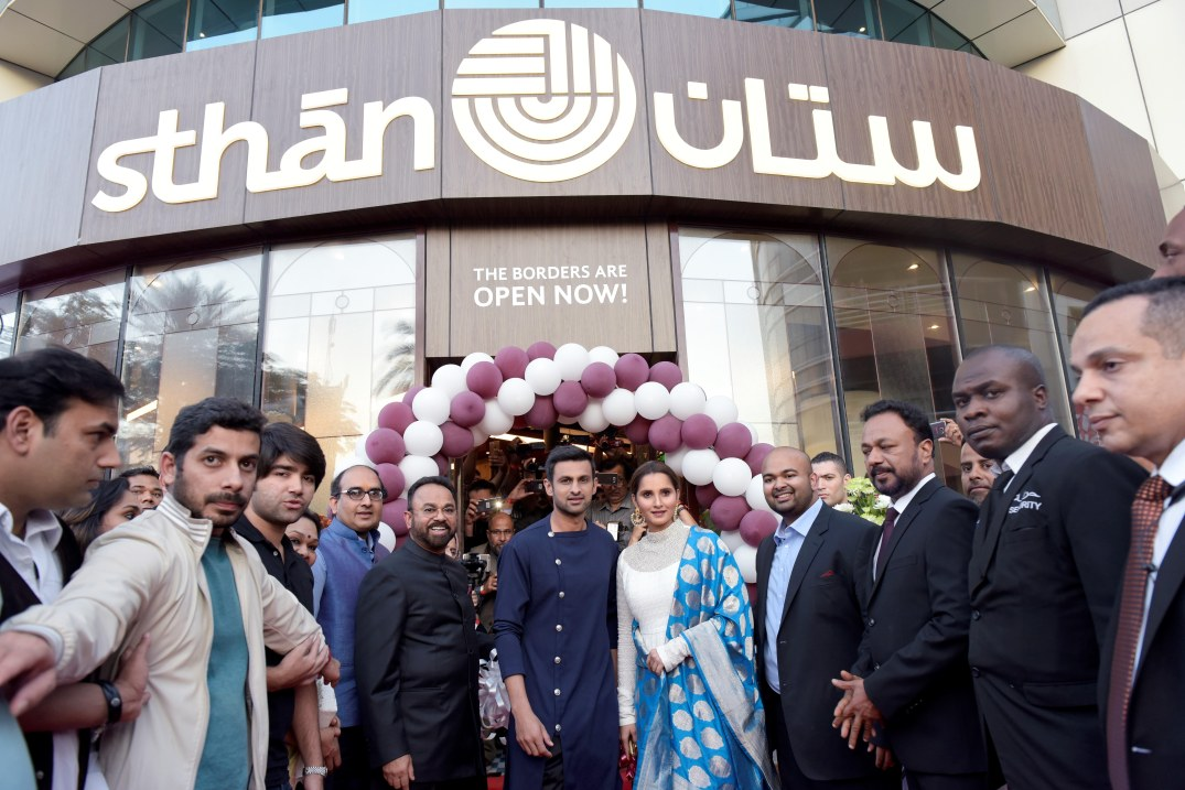 Sthan Launch