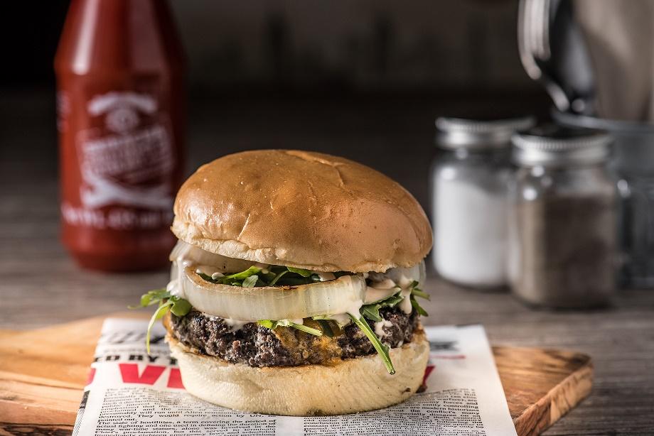 Tikka Burger