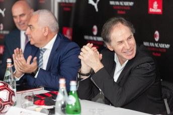 2. AC Milan Academy Dubai Franco Baresi