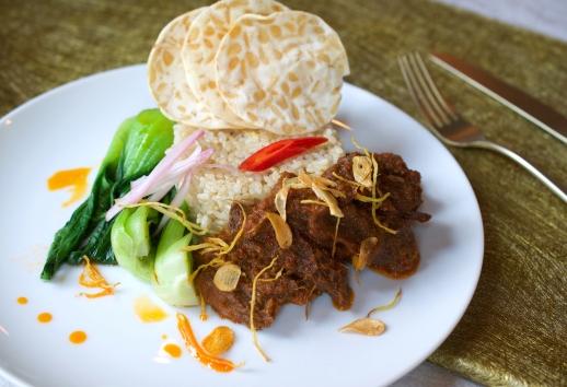 Kobe Beef curry 1
